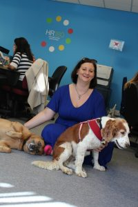 HR180 HR Outsourcing/Consultancy CSR Community Activity Dogs Trust Leeds