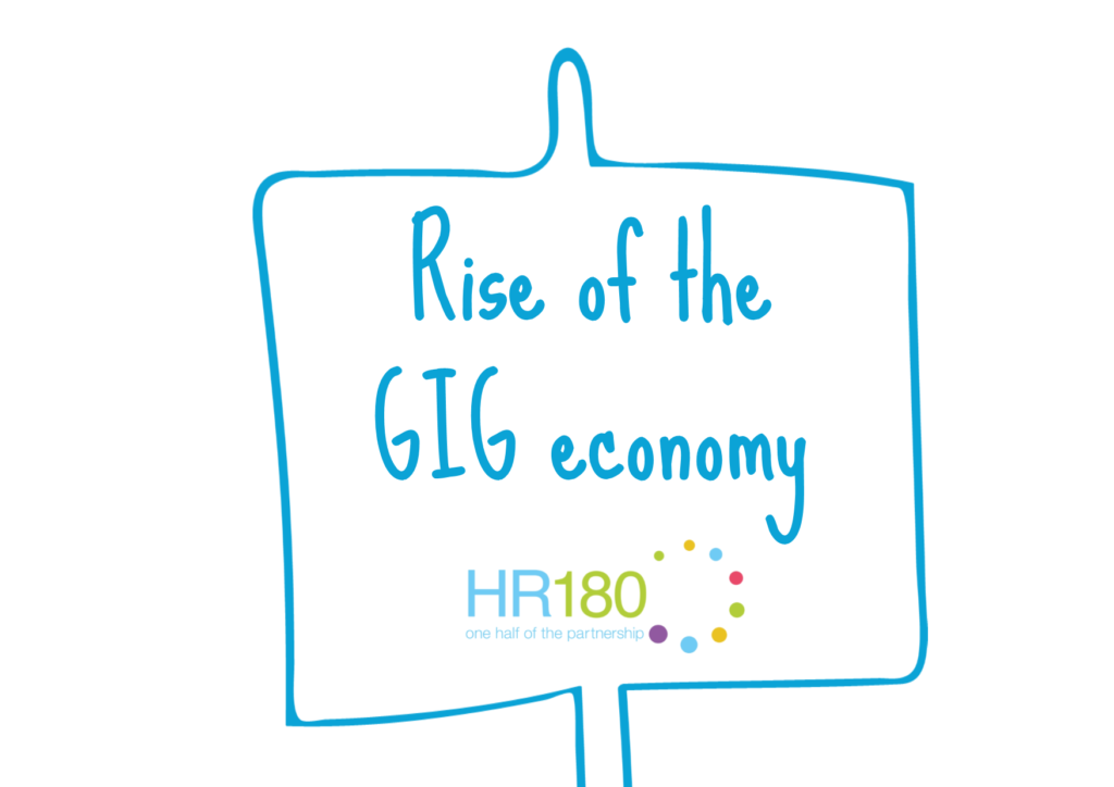 HR180 outsourced HR Leeds Gig ecnomy
