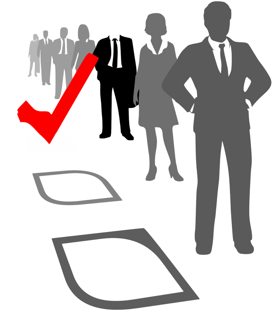 job recruitment promotion potential